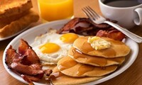 $13.50 for $20 Worth of Breakfast and Lunch Food at Scrambl'z Monday through Friday