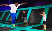 Two or Four 60- or 120-Minute Jump Passes at High Elevations Trampoline Park (Up to 35% Off)