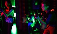 All Day Laser Tag Pass for One, Two, or Four, or Triple Play Pass at Ultrazone Baltimore (Up to 29% Off)