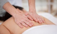 One 60-Minute Swedish or Deep Tissue Massages at Serenity Salon & Spa (Up to 36% Off)