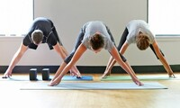$45 for One Month of Unlimited Yoga at I Am Yoga Wellness Studio ($104 Value)