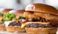 Food for Two or Four at Johnny Rockets (Up to 35% Off). Two Options Available.
