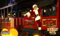 $28.79 for Holiday in the Park Admission for One at Frontier City ($47.99 Value)
