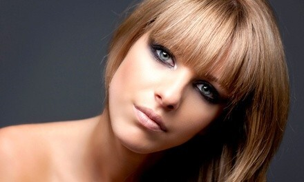 Haircut and Conditioning with Option for Coloring Services from Hair By Mindy (Up to 61% Off)