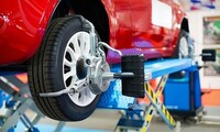 $69 for Standard Four-Wheel Alignment for a Car at Midas ($99.99 Value)