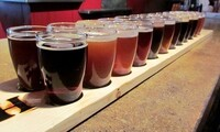 Lunch for Two or Beer Tasting Package for Two or Four at Hideout Brewing Company (Up to 49% Off)